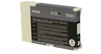 Epson C13T616100 sort blækpatron standard kapacitet, original (3000s)