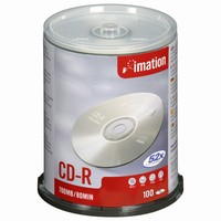 Imation CD-R 700MB/80min SPINDLE 100stk. inkl. afgifter