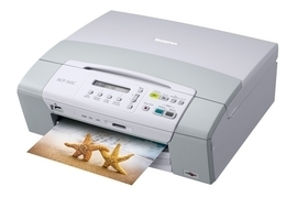 Blækpatroner Brother DCP-165C printer