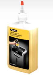 Fellowes 35250 Makulator olie 250 ml.