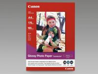 A4 Canon GP-501 Glossy Fotopapir 100ark (170gsm)
