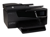 HP Officejet 6600 e-All-in-One printer, print, Kopi, scan, fax