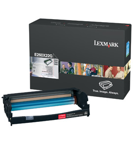 Photoconductor kit (IKKE TONER) E260X22G, original Lexmark