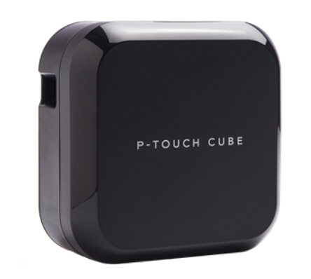 Brother ptouch PT-P710BT CUBE Plus genopladelig Bluetooth labelprinter