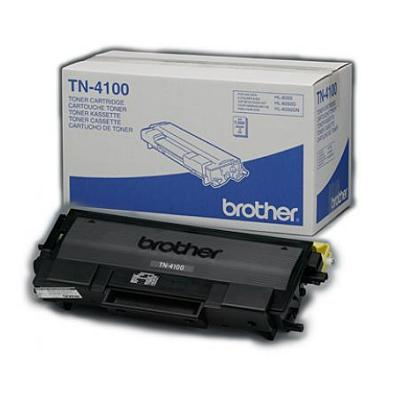 TN-4100/TN4100 lasertoner til HL6050, original Brother (7500s)