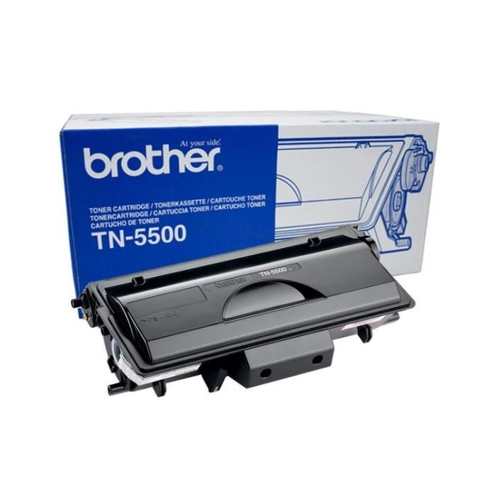 TN-5500/TN5500 lasertoner til HL7050, original Brother (12000s)