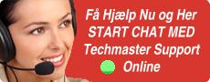 Chat med Techmaster
