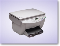 Blækpatroner HP Officejet  G55/85/95 printer
