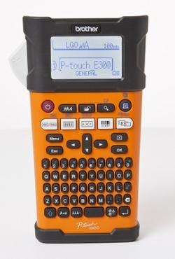 Brother ptouch PT-E300VP Labelmaskine, til 3,5-18mm TZ-tape