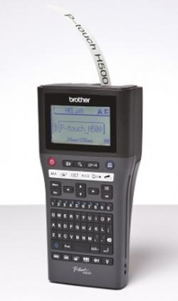 Brother ptouch PT-H500 Labelmaskine, til 3,5-24mm TZ-tape