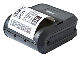 Brother ptouch RJ-4030 lableprinter