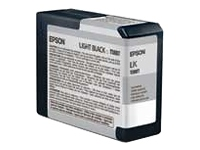C13T580700 lys sort blækpatron, original Epson (80 ml)