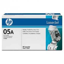 CE505A sort toner, Original HP 05A (2300s)