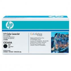 Tonerpatron 647A Color LJ CP4525, sort original HP CE260A (8500s)