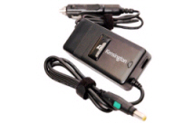 Kensington K38033EU Bil Power Adapter Notebook m. USB power port