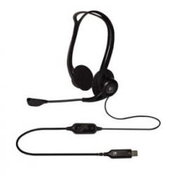 Logitech PC Headset 960 USB, 981-000100
