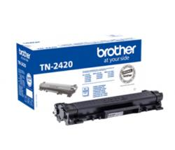 Tonerpatron TN2420 / TN-2420 Sort, Original Brother (3000s)