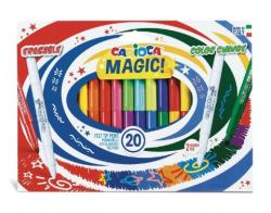 CARIOCA magic tusser. 20 stk. assorteret