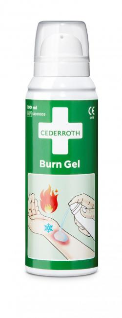 Burn Gel 100 ml, Cederroth 51011005