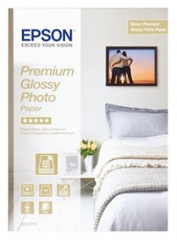 A4 Premium Glossy Photo Paper255 g (30) - gold, Epson C13S042169