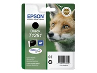 Blækpatron C13T12814010 Sort, original Epson (5,9ml)