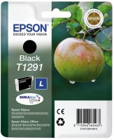 Blækpatron C13T12914010 Sort, original Epson (11,2ml)