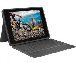 IPad 10.2'' Rugged Folio (7th gen.), Graphite (Nordic), Logitech 920-009318