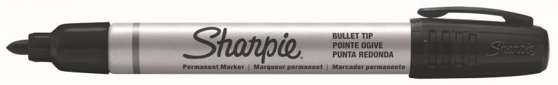 Marker Pro lille 1/3mm sort, Sharpie S0945720, 12stk