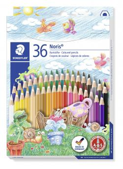 Farveblyant Noris Club ass (36), Staedtler 144 ND36